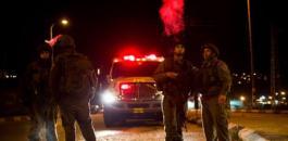 اطلاق النار على شاب فلسطيني على حاجز حوارة