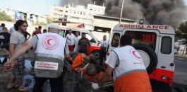 وفاة اطفال في حريق بمنزل في غزة