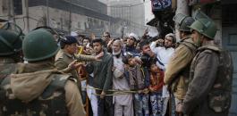 احتجاجات في الهند