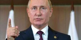 بوتين وارمينيا واذربيجان
