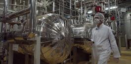 إيران تزيد مخزونها من اليورانيوم المنخفض التخصيب