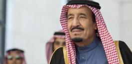 العاهل السعودي وعيد الفطر