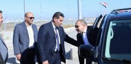 وفد امني مصري يصل غزة