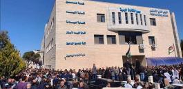 اعتصام للاطباء في النقابة