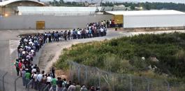 وظائف جديدة للعمال الفلسطينيين في اسرائيل