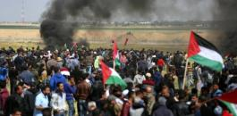 استعدادات للمشاركة في فعاليات مسيرة العودة رغم الأجواء الحارة