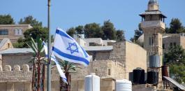 زيارة نتنياهو الى الحرم الابراهيمي الشريف