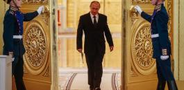 اصابة بوتين بمرض خطير