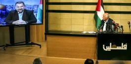 حماس والعاروري