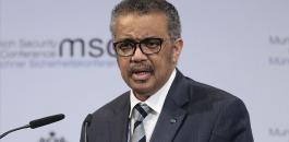 مدير الصحة العالمية وفيروس كورونا