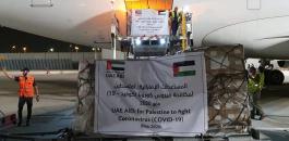 فلسطين والامارات