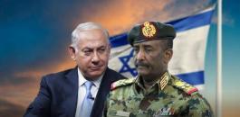 وفد عسكري اسرائيلي في السودان