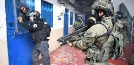 قوات القمع الاسرائيلية