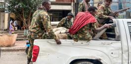 الحرب في اثيوبيا