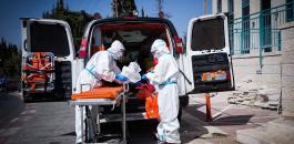 المصابين العرب بفيروس كورونا في اسرائيل