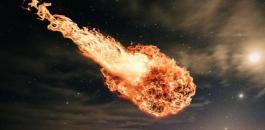 انفجار نيزك في سماء البرزايل