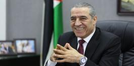 حسين الشيخ والمفاوضات
