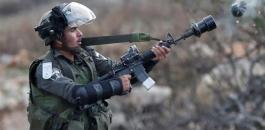 تصعيد اسرائيلي في الضفة الغربية