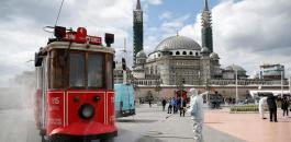 وفيات بفيروس كورونا في تركيا
