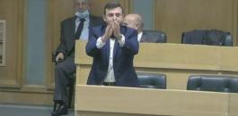 نائب اردني يصفق له