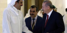 اردوغان وقطر واميرها