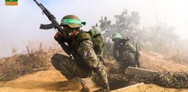 المقاومة في قطاع غزة