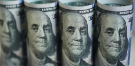 الدولار الامريكي واسرائيل