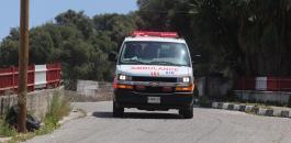 وفاة طفلين في حوادث سير بالضفة الغربية