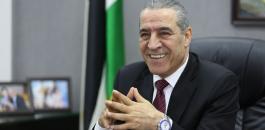 حسين الشيخ وقطاع غزة