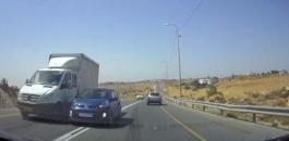 وفيات بحوادث سير في الضفة الغربية