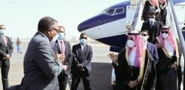 وزير الخارجية السعودي في السودان