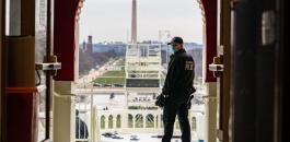 اميركا وهجمات في واشنطن وتنصيب بايدن