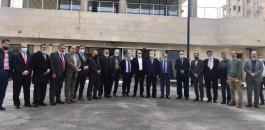 افتتاح مستشفى ابن سينا في جين