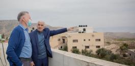 مشروع رصد انتهاكات المستوطنين