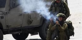 غاز الجيش الاسرائيلي ومسك