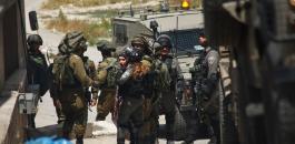 اعتداءات الجيش الاسرائيلي في الضفة الغربية