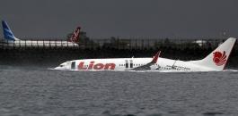 تحطم طائرة اندونيسية
