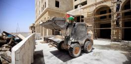 اسعار تكاليف البناء في فلسطين