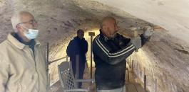 اعادة العمل بترميم المسجد الاقصى