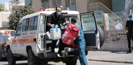 وفيات بفيروس كورونا في غزة