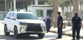 اول قطري يدخل السعودية