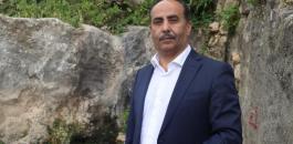 وزير الزراعة الفلسطيني وطوباس