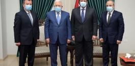 رئيس جهازي المخابرات الاردني والمصري