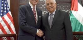 عباس وجو بايدن
