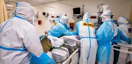 الوفيات بفيروس كورونا في اسرائيل