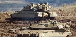 الجيش الاسرائيلي وقطاع غزة