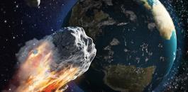 كويكب سيمر بجانب الارض