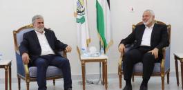 حماس والجهاد الاسلامي وموسكو