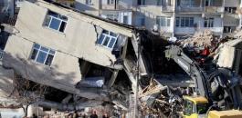 زلزال في ازمير التركية