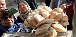 بيع الخبز في مصر